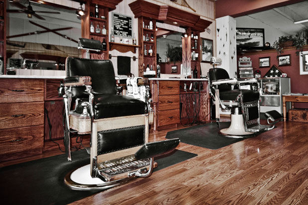 Strack's Barber Shop